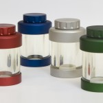 Vial Container Lead Glass LVC -2